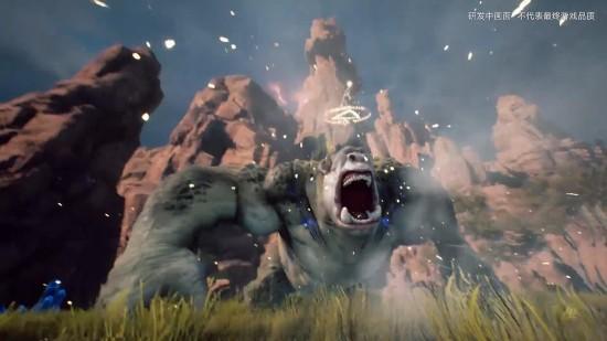 网易《代号诸神黄昏》预告公布 魔幻开放世界冒险