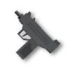 冲锋枪UZI