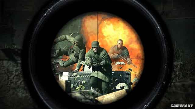 狙击精英V2试玩版(Sniper Elite V2)下载