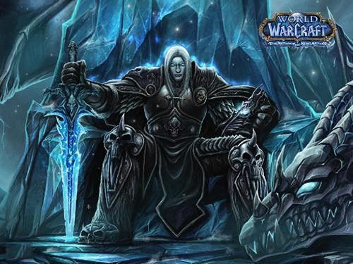 魔兽争霸3冰封王座下载