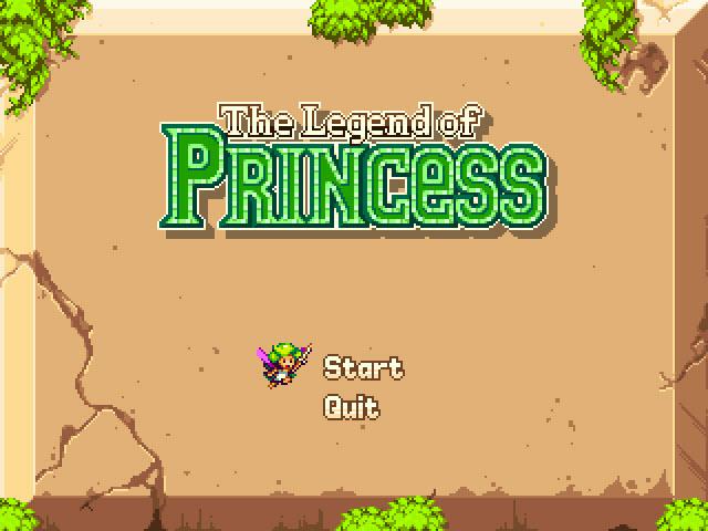 公主传说(Legend of Princess)下载