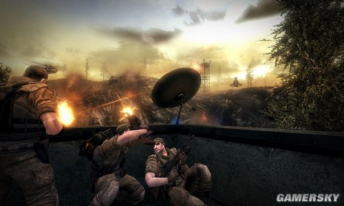 前线战火之源繁体中文版(Frontlines Fuel of War)下载
