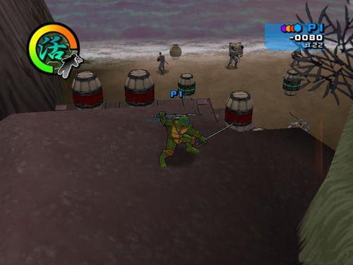 忍者神龟2 中文版下载