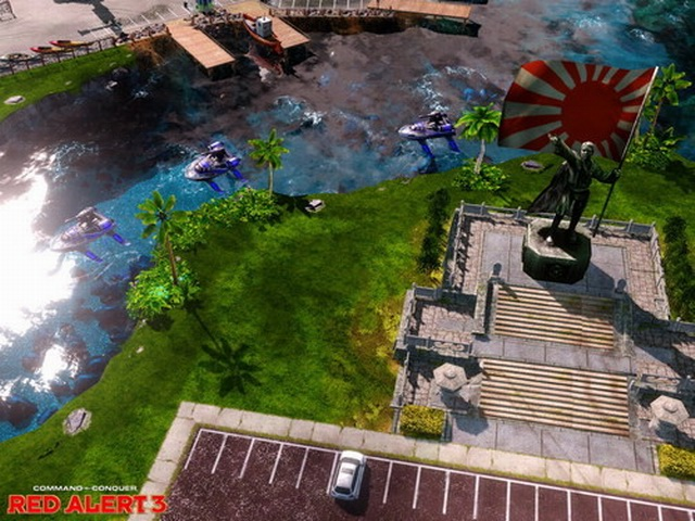 命令与征服:红色警戒3 中文版下载