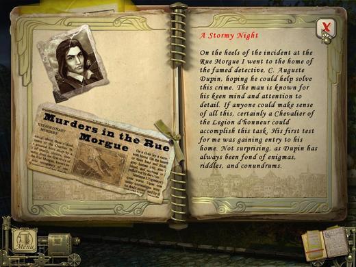 黑暗故事之莫格街谋杀案下载