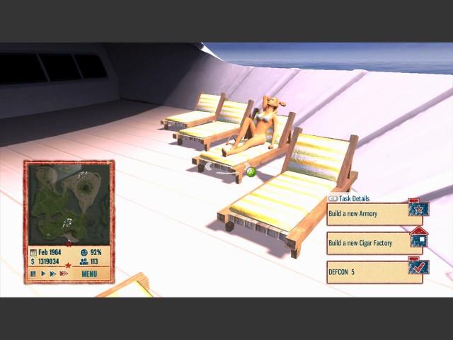 海岛大亨4:高科技时代(Tropico 4)下载