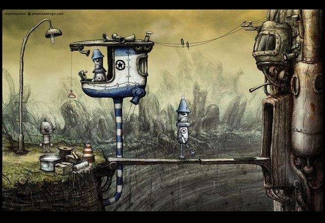 机械迷城下载
