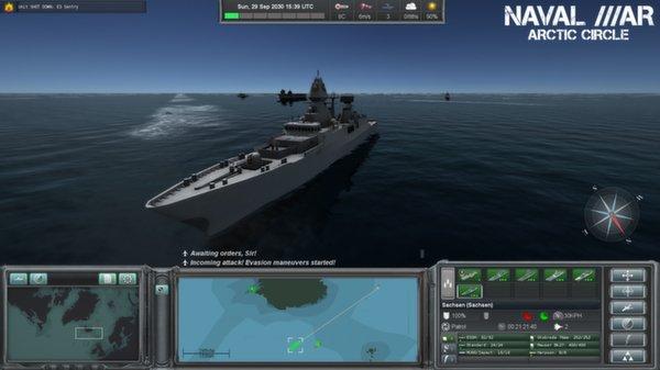 北极圈:海战下载
