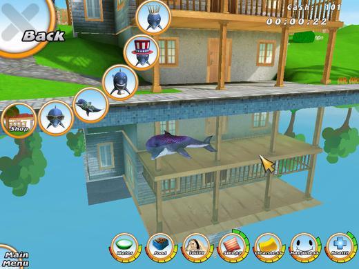 虚拟水族宠物:海豚下载