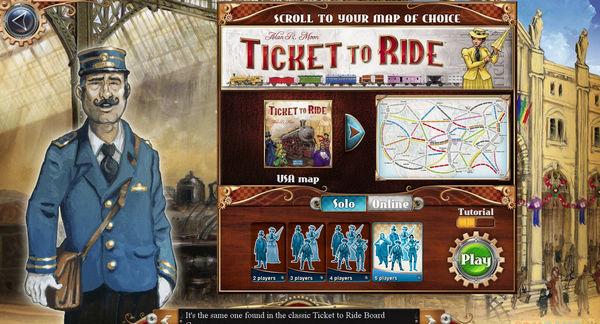车票之旅(Ticket to Ride)下载