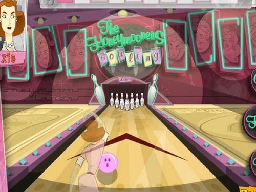 蜜月保龄球(The Honeymooners Bowling)下载