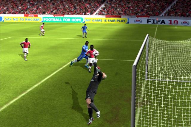 FIFA 10 中文版下载