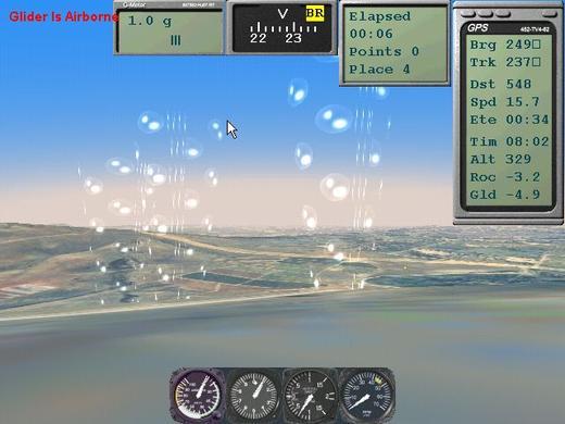 空中滑翔模拟飞行下载