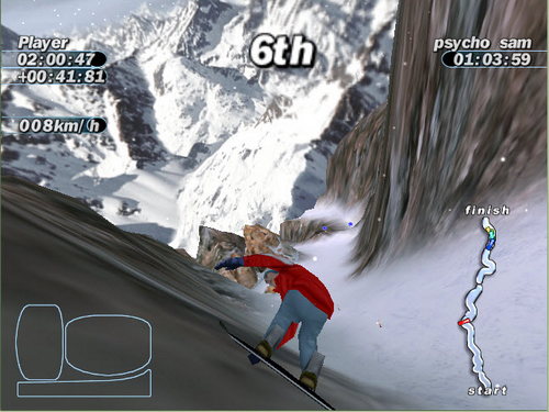 劲爆极限滑雪(Supreme Snowboarding)下载