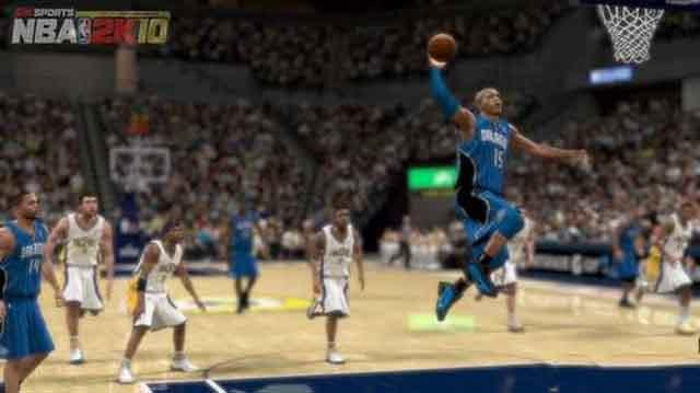 NBA 2K10 中文版下载