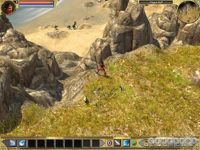 泰坦之旅简体中文版(Titan Quest)下载