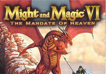 魔法门6:天堂之令 中文版