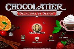 巧克力大亨之设计的变