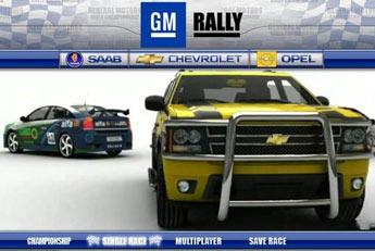 通用汽车拉力赛(GM Rally)