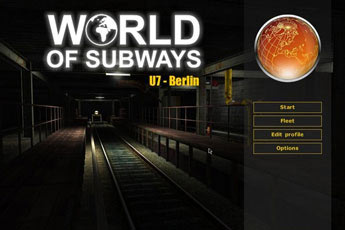 世界地铁第二辑.U7.柏林(World of Subways Vol.2: U7 - Berlin)