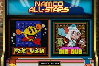 南梦宫之星(Namco All