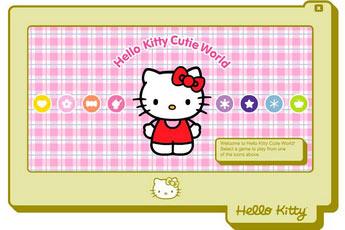 凯蒂猫顽皮世界