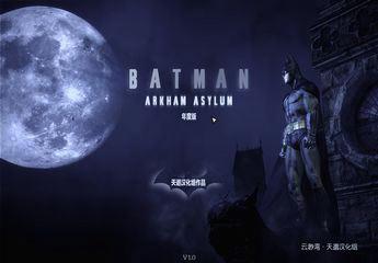蝙蝠侠:阿卡姆疯人院