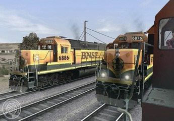 模拟火车2 铁路工厂简体中文版(Rail Simulator 2: RailWorks)