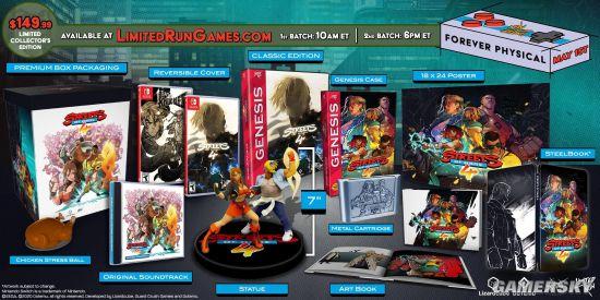 《怒之铁拳4》典藏版公布 5月1日起限量开售