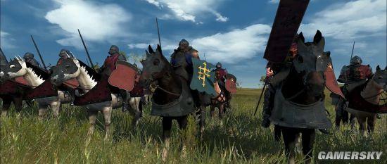《阿提拉全战》巫师3 Mod 北方王国与尼弗迦德
