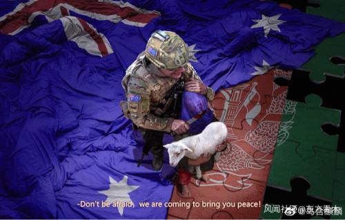 乌合麒麟澳大利亚漫画作品完整 乌合麒麟的讽刺漫画 乌合麒麟个人介绍