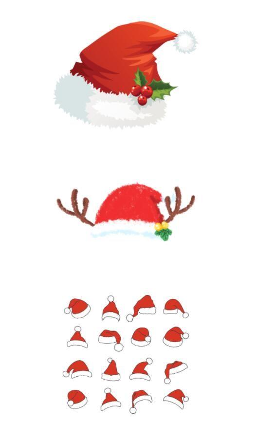 請給我一頂圣誕帽@微信團隊 2020微信圣誕帽頭像獲取方法教程