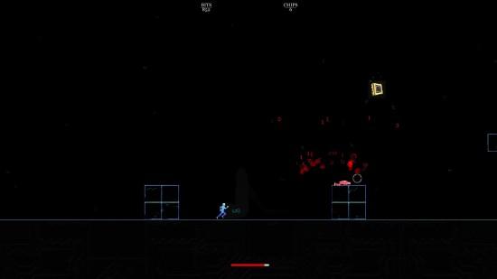 《逃跑方案》Steam平台改为免费游戏 横版平台跳跃