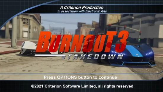在《GTA5》中还原《火爆狂飙3》 除此之外它还具有在线功能
