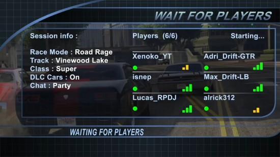 在《GTA5》中还原《火爆狂飙3》 原作画风经典再现