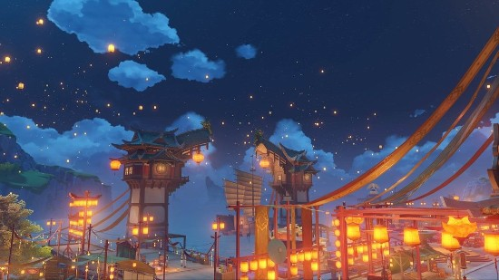 《原神》1.3版本更新简介 提瓦特大陆欢度新年