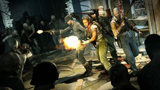 《僵尸部队4》结束Epic独占登陆Steam 折后124元