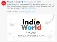 任天堂独立游戏发布会4月15日举办 20分钟最新独立游戏介绍