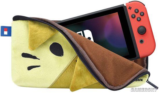 《怪猎崛起》随从Switch软包亚马逊好价 264元入手