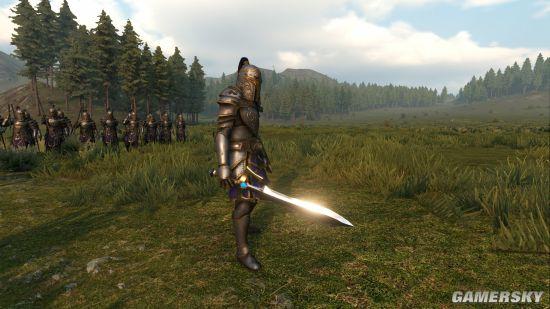 《骑马与砍杀2》最新Mod 在骑砍世界中重返艾泽拉斯