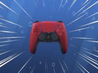 曝索尼PS5新颜色手柄很快上市:红黑与灰黑色