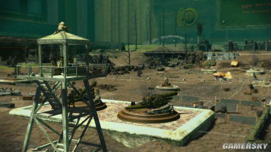 动作策略游戏玩具士兵HD上架Steam 8月发售