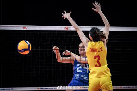 中国女排四连败 中国女排主力抵达意大利