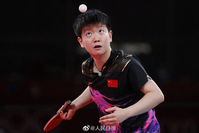 乒乓球女单半决赛孙颖莎在线看 东京奥运会乒乓球女单半决赛直播回放完整版