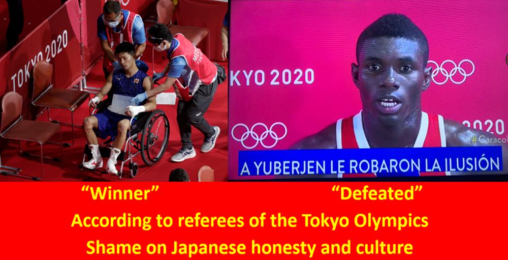 日本选手被打到躺轮椅吸氧仍判赢 具体怎么回事现场详情介绍