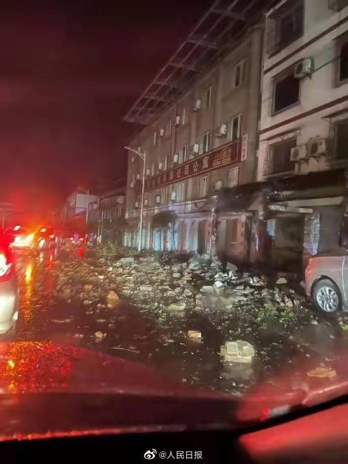 专家称泸县余震将持续一段时间 近期发生更大地震的可能性不大