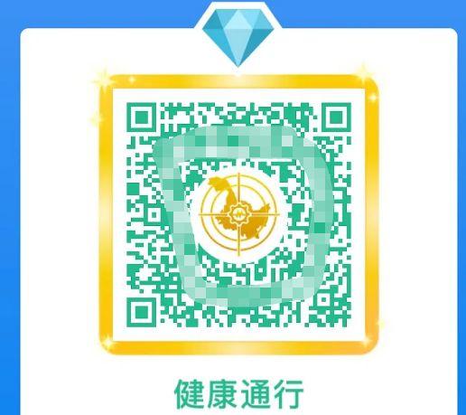 健康码金码钻石码图片什么样