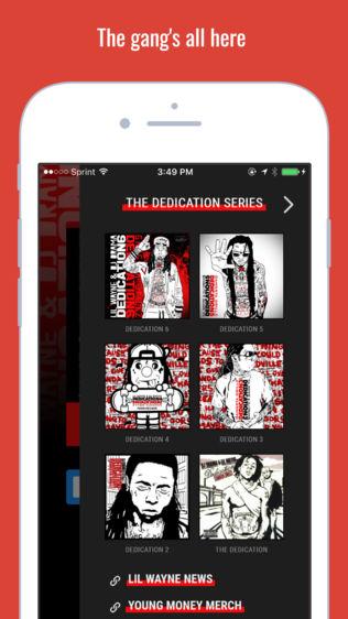 Dedication 5软件截图2
