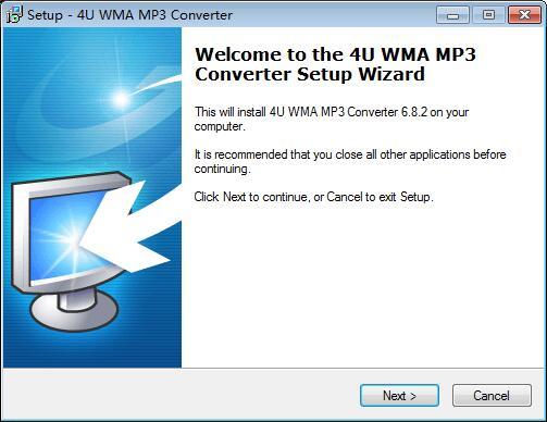 4U WMA MP3 Converter下载