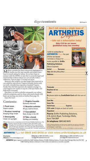 Arthritis Digest Magazine软件截图0